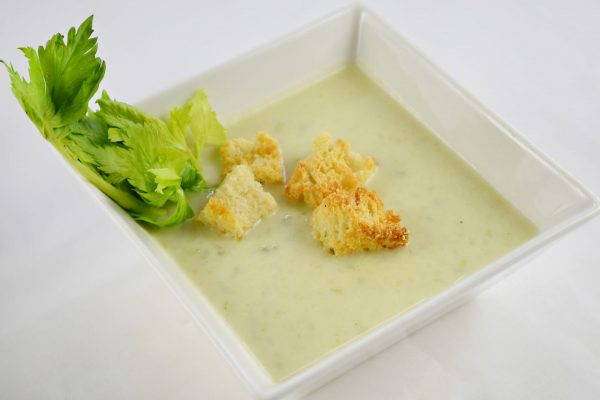 Cream of Celery Soup 4